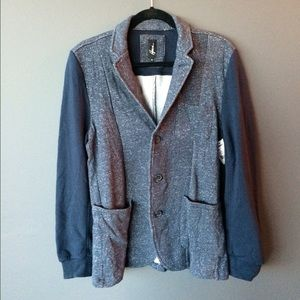 Howe Other - Howe Still Life navy blazer