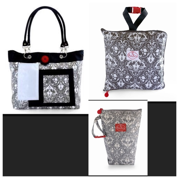 2 Red Hens Studio Bags
