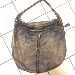 Liebeskind Handbags - Leiberskind large satchel gorgeous distressed