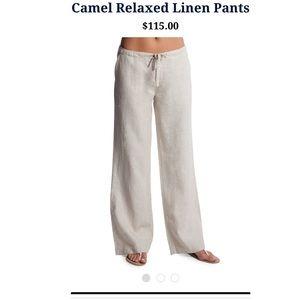 Island Company Pants - Island company 🌴 relaxed linen pants