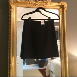 J. Crew Factory Dresses & Skirts - Navy J.crew Factory skirt, NWT size 0