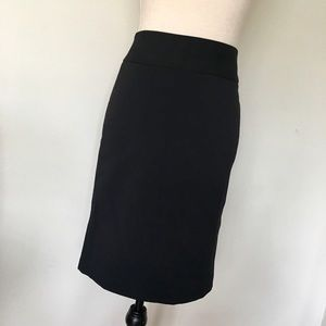 Classic Black Pencil Skirt❤EUC