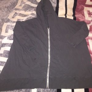 Free people zip up jacket
