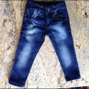 Armani Jeans Other - ARMANI jeans for 1 year old munchkins
