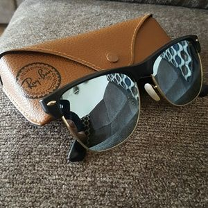 Ray-Ban Accessories - Ray-Ban Clubmaster RB4175