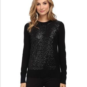 Kate Spade Sequined sweater.