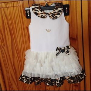 Armani Junior Other - Armani Junior dress for 2 year old sweeties