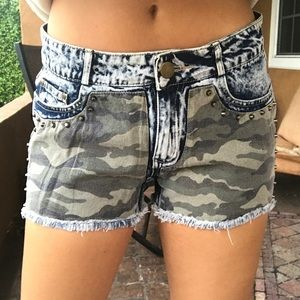 hot & delicious Pants - Shorts