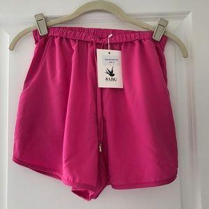 NWT Sabo skirt pink shorts