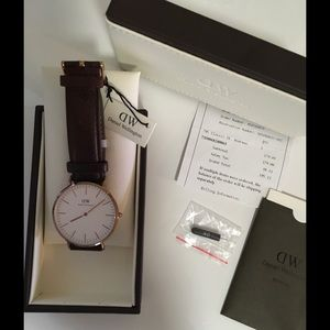 Daniel Wellington Accessories - Gorgeous Daniel Wellington Watch.