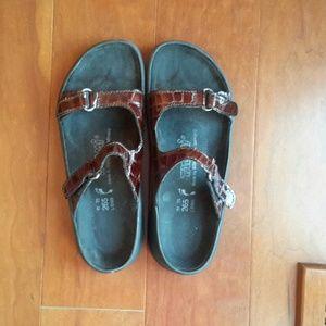Birkenstock Shoes - Tatami Birkenstock Sandals Size 10/41