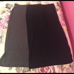 Apt. 9 Dresses & Skirts - 2 Brand NEW pencil skirts