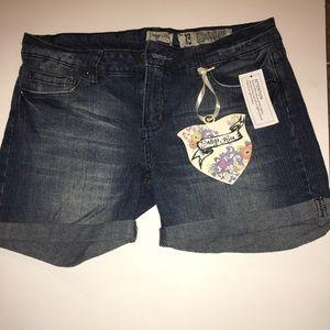 Indigo Rein Pants - 30% Off Bundles NWT Indigo Rein Denim shorts