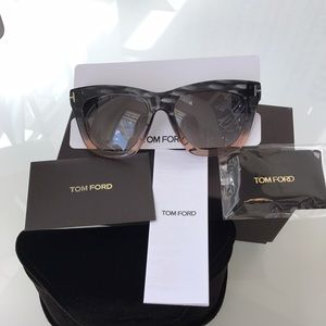 Tom Ford Accessories - TOM FORD Celina Polarized Sun NEW