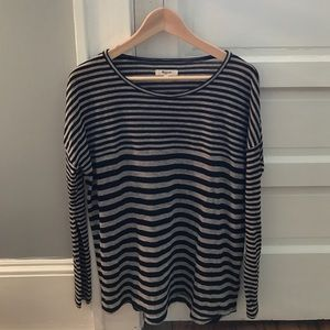 Madewell Striped Tee