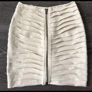 UO ruffled skirt