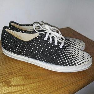 Keds Shoes - Vintage Keds sneakers Best pattern ever Black