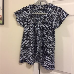Adorable modcloth blouse