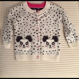 Joules Other - Joules NWOT puppy cardigan sweater