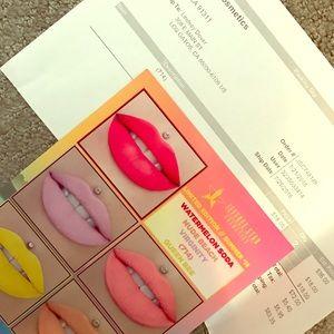 jeffree star cosmetics Other - NWT limited edition jeffree star 714 liquid lip