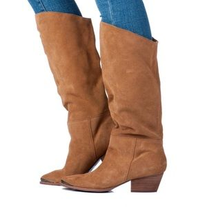 Chinese Laundry Shoes - NWT Chinese Laundry Camel Invincible Boots