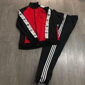 Jeremy Scott x Adidas Other - ADIDAS JEREMY SCOTT 2PIECE set outfits near crown