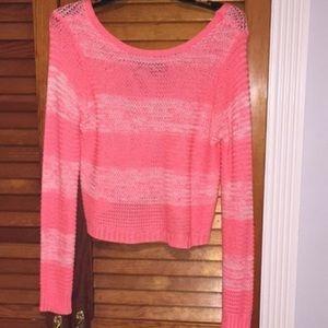 Joyce Leslie Tops - Crop top sweater