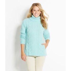 Vineyard Vines Sweaters - NWOT {Vineyard Vines}Cable Knit Turtleneck Sweater