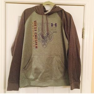 Under Armour Sweaters - West Chester university under amour sweatshirt