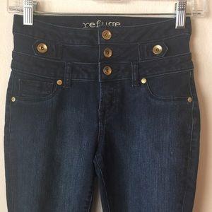 refuge Denim - Refuge high waisted skinny jeans