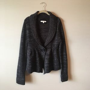 Anthropologie Sweaters - {Anthro} Kaisley Button Front Cardigan