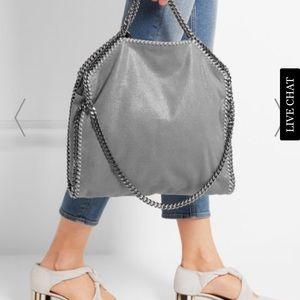 Stella McCartney Handbags - AUTHENTIC STELLA MCCARTNEY FALABELLA GREY BAG