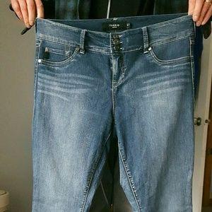 Torrid Jegging - Medium Wash - 16 Tall (Plus Size)