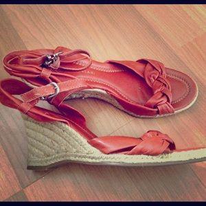 ANTONIO MELANI Shoes - Antonio Melani wedge sandals