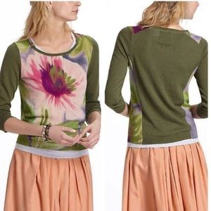 Guinevere Anthropologie Sweater Spring
