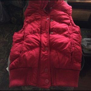 Red vest