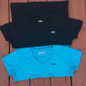Under Armour Tops - Under Armour Shirt Bundle (Small and Extra Small)
