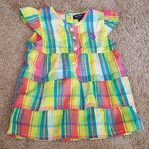 Baby girls U.S Polo dress