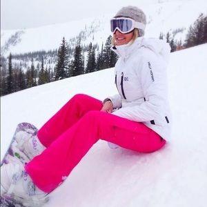 Spyder Ski pants size 2 NEW