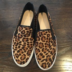Cheetah slip on size 7