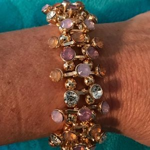 Jewelry - CHARMING CHARLIE Heavyweight  Jeweled Bracelet🌸🌸