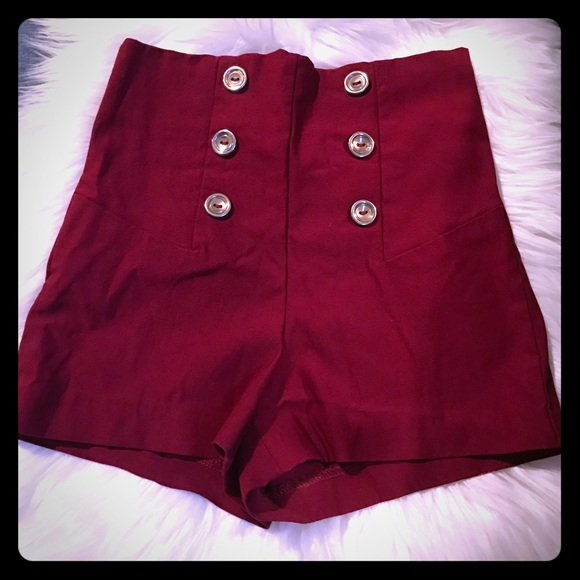 Charlotte Russe Pants - 🚫DONATED❌ Charlotte Russe high waisted shorts