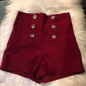 Charlotte Russe Shorts - 🚫DONATED❌ Charlotte Russe high waisted shorts