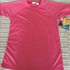 Kanu Surf Other - NWT * Girls Pink Rash-guard Cover up Top