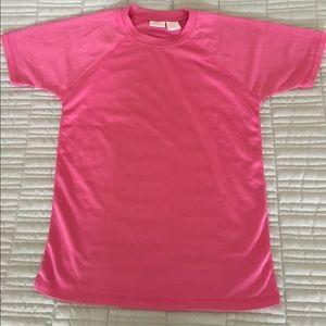 Kanu Surf Other - NWOT Girls Pink Rash-guard Cover Up Top