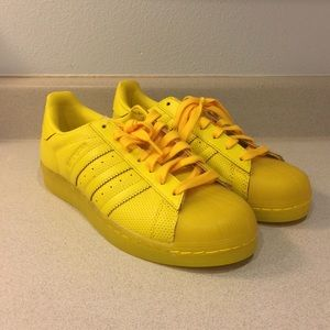 Adidas Shoes - NWT Adidas Superstar Adicolor in YELLOW
