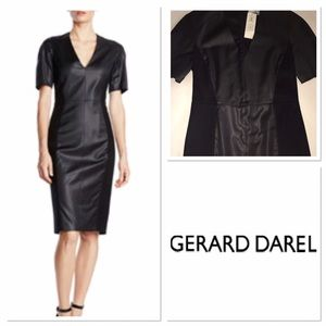 Gerard Darel Dresses & Skirts - NWT Gerard Darel gorgeous black dress