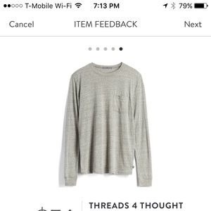 Threads 4 Thought Other - NWT men's stitch fix