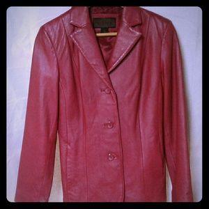 Siena Jackets & Blazers - Leather jacket