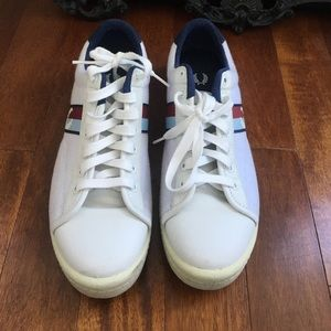 Fred Perry Other - Fred Perry Canvas Sneakers - Size 10